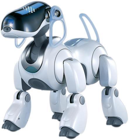 perro robotico
