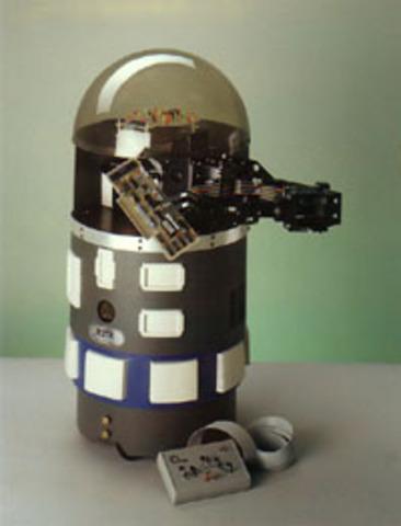 robot que aprende de su entorno