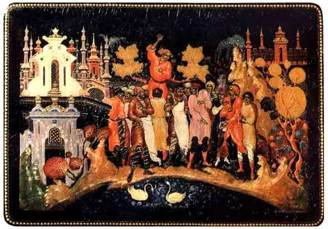 Восстание под предводительством Хлопка.--1603г.