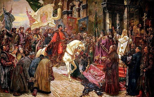 Восстание Богдана Хмельницкого.--1648–1650гг.