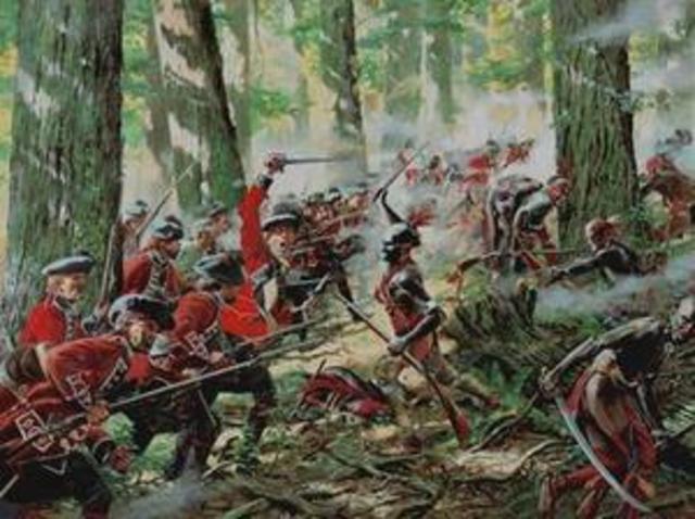 Pontiac's Uprising