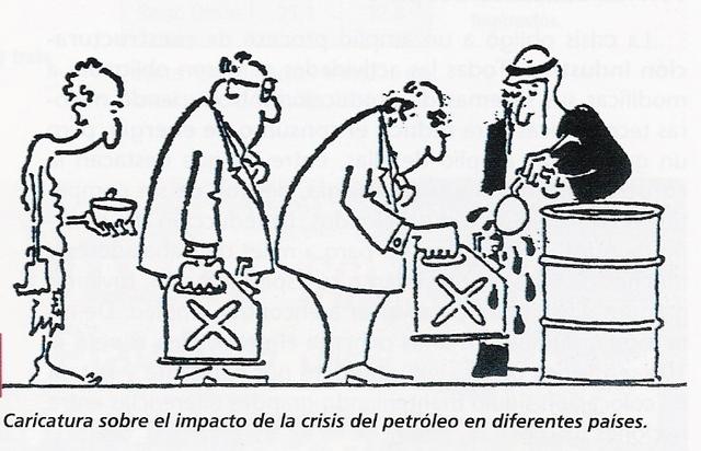 Crisis del petróleo.