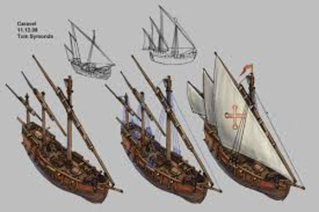 The Prince and The Caravel