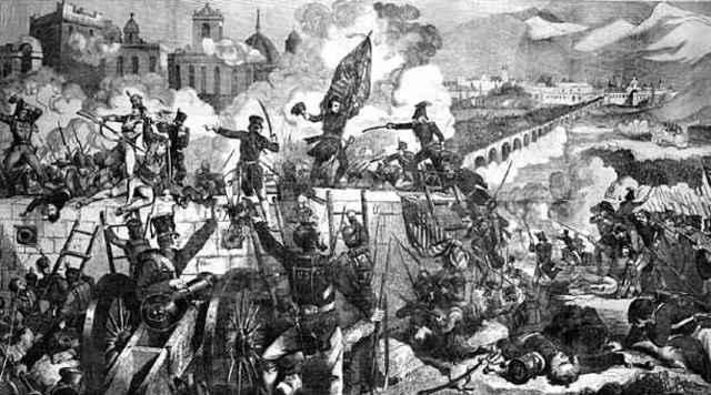 Mexican Civil War