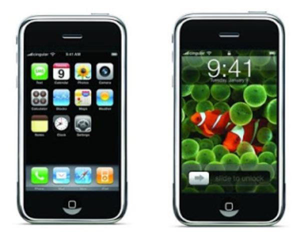Nace el Iphone
