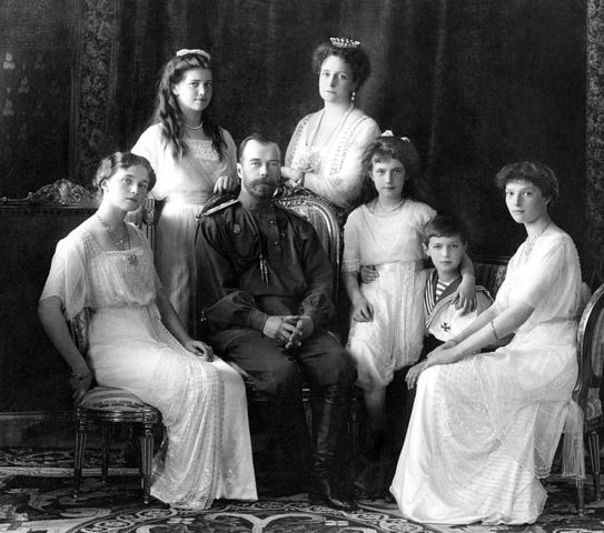 Murder of the Russian Czar