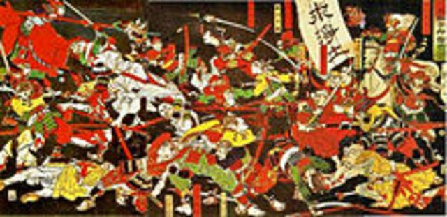 Ieyasu joins the Oda Clan