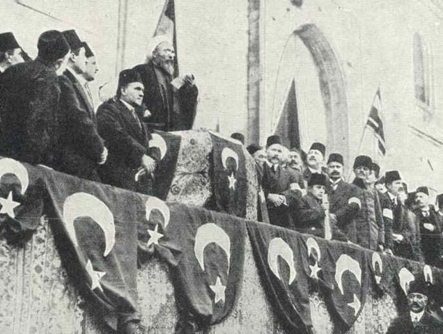 Turkey entered war