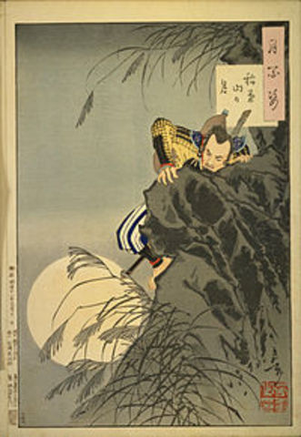 Toyotomi Hideyoshi's early life