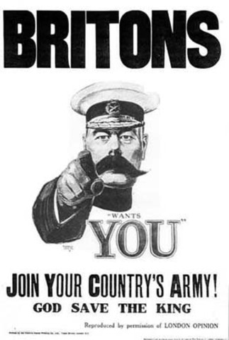 Conscription introduced in Britain