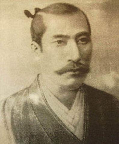 Oda Nobunaga is born