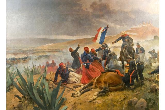 intervencion francesa