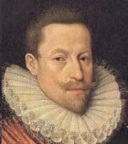 Matías de Habsburgo fallece