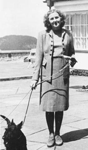Met Eva Braun