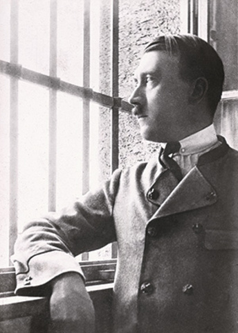 Adolf Hitler's arrest.