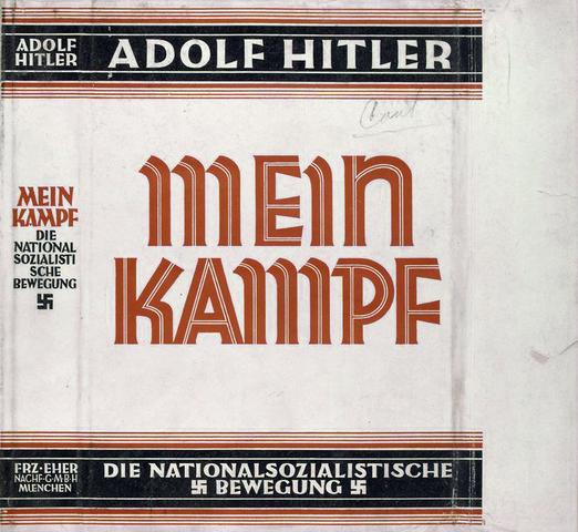 Hitler's autobiography.