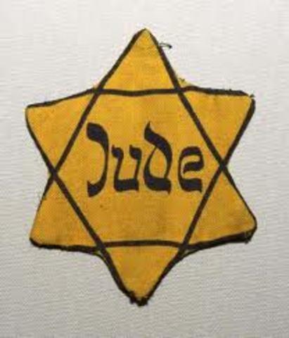 Muslim and Arab oppression towards Jews.
