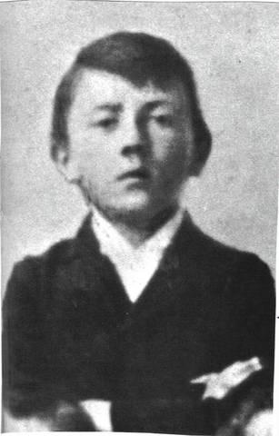 Adolf Hitler's childhood.