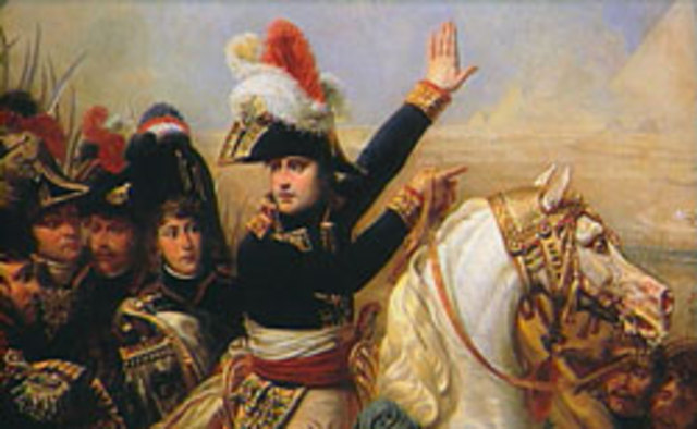 Ousted British from Toulon