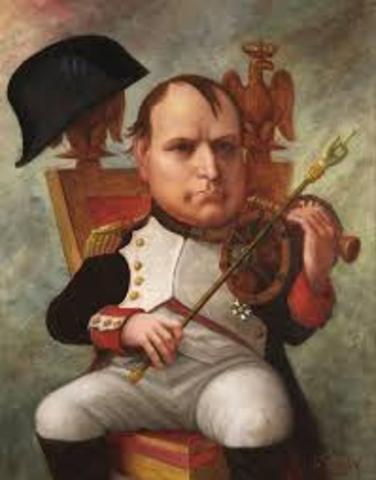 Napoleon Returns to France