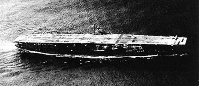 Admiral Yamamoto's aircraft carrier strike force left Japan