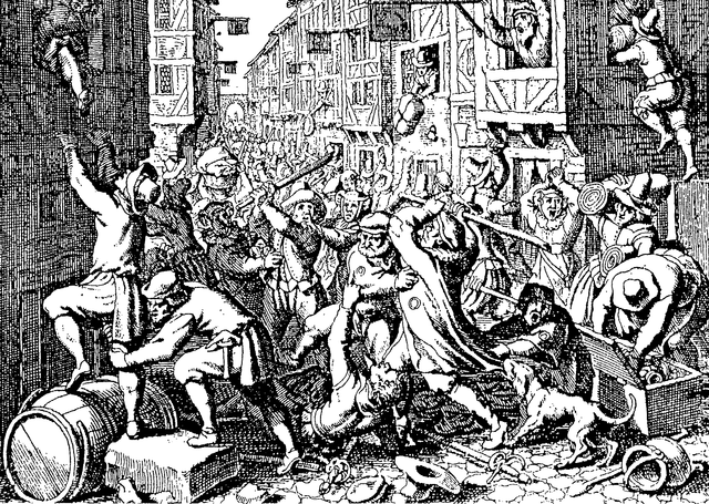 Oppresion of Jews