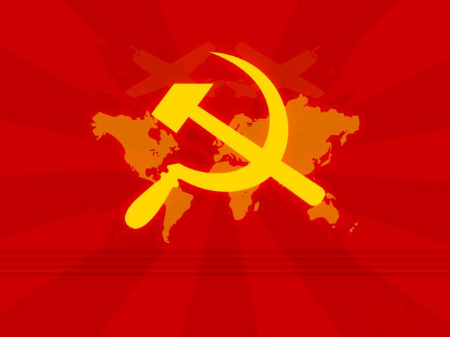Communist Ideas Spread