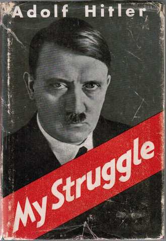 Hitler Goes to Jail