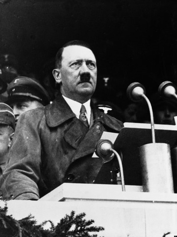 Hitler Gets Banned From Speaking