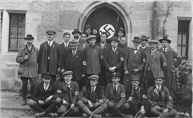 Hitler Joins GWP