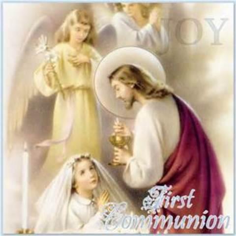First Communion: Psychosocial