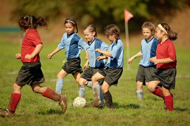 First Soccer Game: Biosocial & Psychosocial