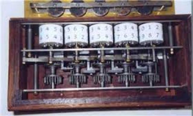 Máquina lógica de Charle Mahon