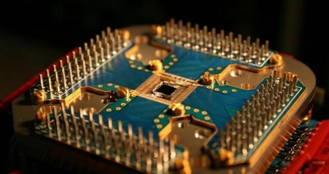 prototipo de computador cuántico de IBM