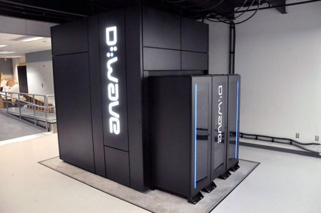 computador cuántico D-Wave Two
