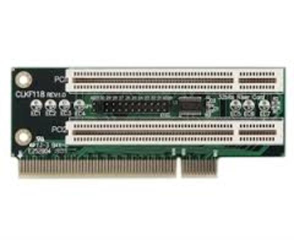 Primeras tarjetas gráficas con ranuras PCI