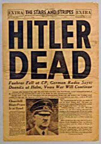Adolf Hitler's Death