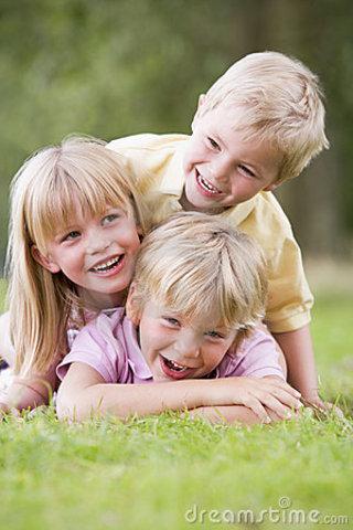Three Children - Biosocial and Psychosocial