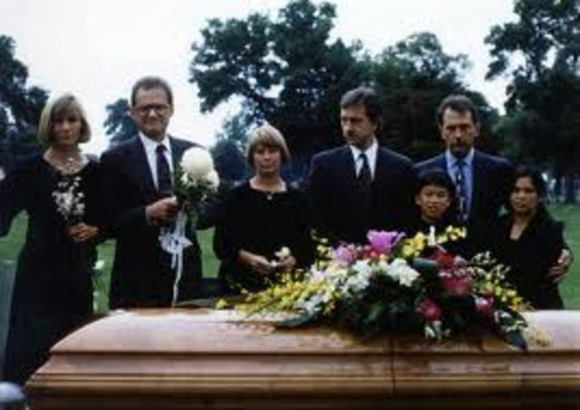 Husband passes away - Psychosocial