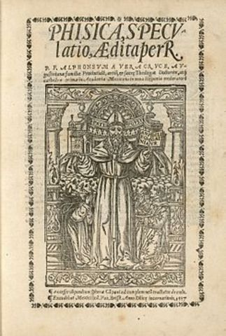 Juan Pablos Recíbe la Primera Imprenta
