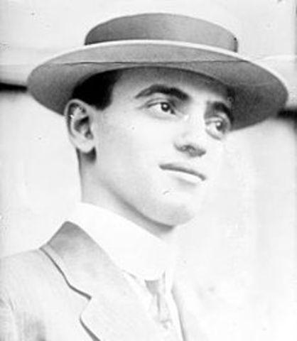 Leo Frank lynched by KKK in Georgia