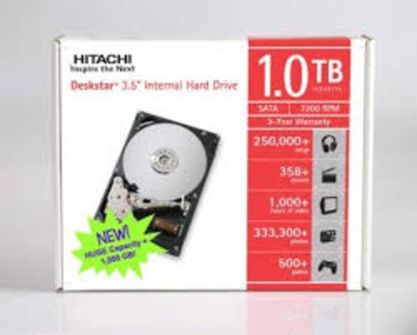 disco duro de 1t