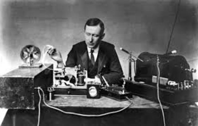 Primer Transmisión Telegráfica en México