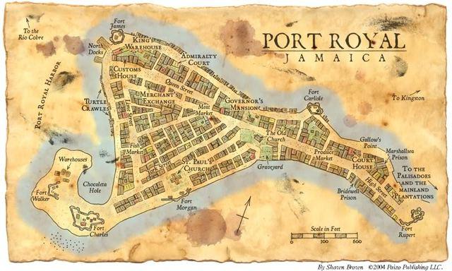 Port-Royal is established by Samuel de Champlain