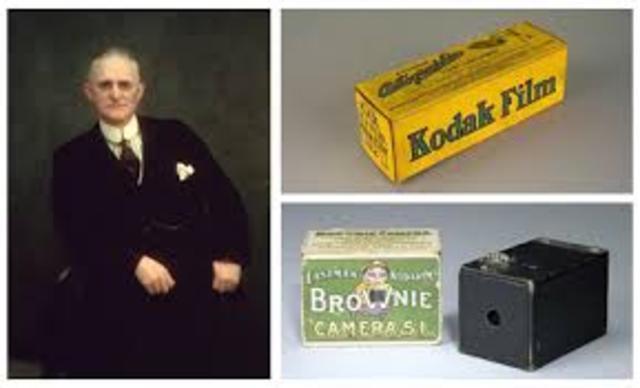 Invención del Rollo Fotográfico