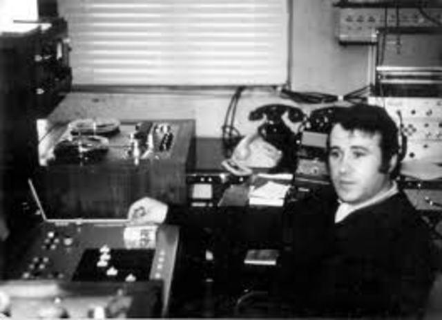 Primer Etación de Radio