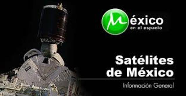 Primeros Satelites en Órbita en México
