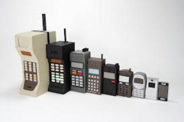 Inicia telefonía celular