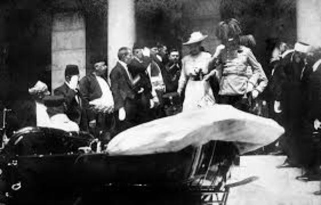 and 29 Jun 1914.