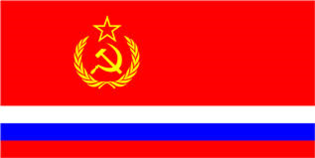 Soviet Russian government signs the Treaty of Brest-Litovsk
